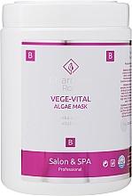 Voňavky, Parfémy, kozmetika Alginátová maska na tvár - Charmine Rose Vege-Vital Algae Mask