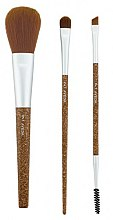 Voňavky, Parfémy, kozmetika Súprava štetcov pre make-up - Aveda Flax Sticks Daily Effects Brush Set