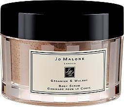 Voňavky, Parfémy, kozmetika Telový peeling - Jo Malone Geranium And Walnut Body Scrub
