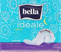 Voňavky, Parfémy, kozmetika Hygienické vložky Ideale Ultra Night StaySofti, 7 ks - Bella