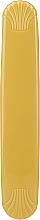 Voňavky, Parfémy, kozmetika Puzdro na zubnú kefku Candy, 88049, žlté - Top Choice