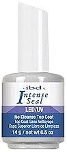 Voňavky, Parfémy, kozmetika Fixátor na gél-lak - IBD LED/UV Intense Sea No Cleanse Top Coat