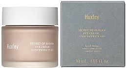 Voňavky, Parfémy, kozmetika Hydratačný krém na pokožku okolo očí - Huxley Secret of Sahara Eye Cream Concentrate On