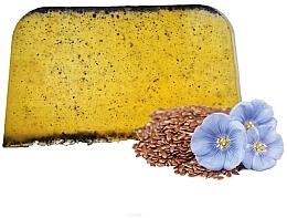 Voňavky, Parfémy, kozmetika Tuhý arganový šampón na vlasy s ľanovým olejom - E-Fiori Solid Hair Shampoo