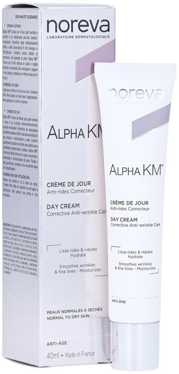 Korekčný denný krém proti starnutiu pre normálnu až suchú pokožku - Noreva Laboratoires Alpha KM Day Cream — Obrázky N1