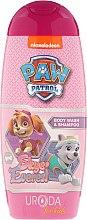 """Voňavky, Parfémy, kozmetika Šampónový sprchový gél """"Paw Patrol"""" - Disney Paw Patrol Girls"""