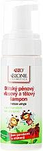 Voňavky, Parfémy, kozmetika Detský šampón-pena - Bione Cosmetics Kids Range Foamy Hair & Body Shampoo