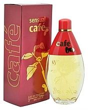 Voňavky, Parfémy, kozmetika Cafe Parfums Cafe Sensual - Toaletná voda