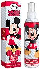 Voňavky, Parfémy, kozmetika Air-Val International Disney Mickey Mouse Colonia Fresca - Parfumovaný telový sprej