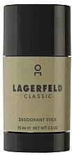 Voňavky, Parfémy, kozmetika Karl Lagerfeld Lagerfeld Classic - Tuhý deodorant