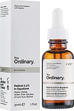 Voňavky, Parfémy, kozmetika Sérum na tvár s retinolom 0,2% v skvaláne - The Ordinary Retinoids Retinol 0.2% In Squalane