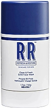 Voňavky, Parfémy, kozmetika Čistiaci prípavok v tyčinke - Reuzel Refresh & Restore Clean & Fresh Solid Face Wash Stick