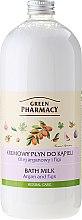 """Voňavky, Parfémy, kozmetika Kúpeľové mlieko """"Argano a figy"""" - Green Pharmacy"""