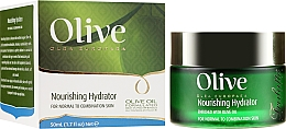 Voňavky, Parfémy, kozmetika Výživný krém na tvár - Frulatte Olive Oil Nourishing Hydrator