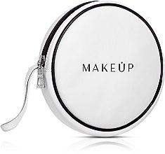 Voňavky, Parfémy, kozmetika Taška spojka biela - MakeUp