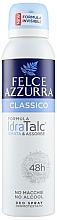 Voňavky, Parfémy, kozmetika Dezodoračný antiperspirant - Felce Azzurra Deo Deo Spray Classic