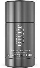 Voňavky, Parfémy, kozmetika Burberry Brit for men - Tuhý deodorant