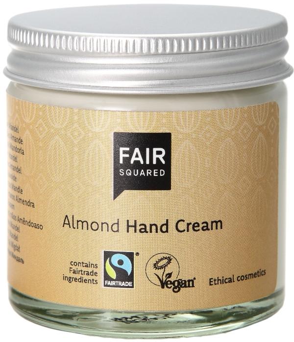 """Krém na ruky """"Mandle"""" - Fair Squared Almond Hand Cream — Obrázky N1"""