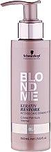 Voňavky, Parfémy, kozmetika Esencia-bonding pre intenzívnu starostlivosť - Schwarzkopf Professional BlondMe Keratin Restore Intense Care Bonding Potion