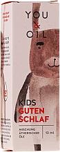 Voňavky, Parfémy, kozmetika Zmes éterických olejov pre deti - You & Oil KI Kids-Sleep Well Essential Oil Mixture For Kids