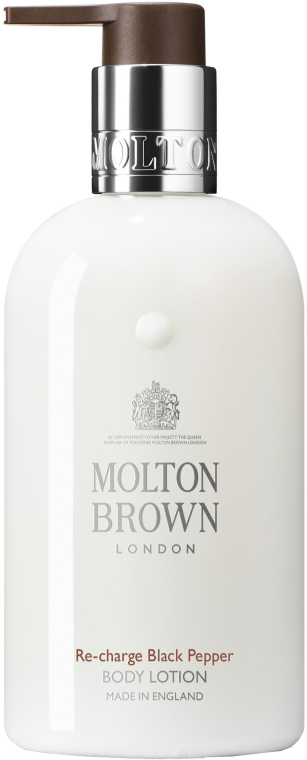Molton Brown Re-Charge Black Pepper - Lotion na telo — Obrázky N1