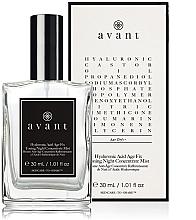Voňavky, Parfémy, kozmetika Tonizujúci nočný sprej - Avant Hyaluronic Acid Age Fix Toning Night Concentrate Mist