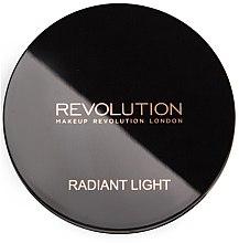 Púder na tvár - Makeup Revolution Radiant Light Powder — Obrázky N1