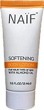 Voňavky, Parfémy, kozmetika Zmäkčujúci lotion - Naif Softening Body Lotion (mini)