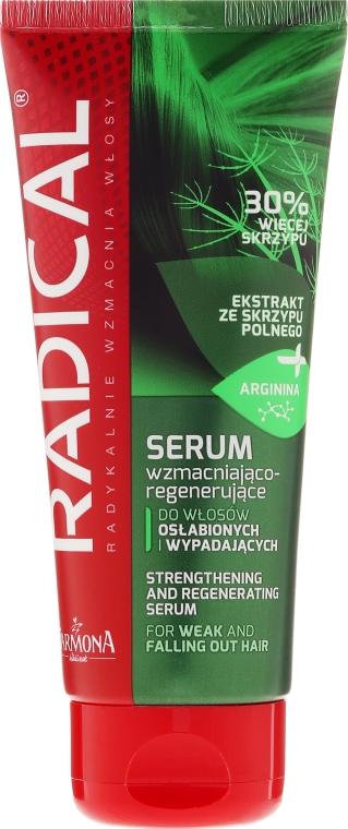 Serum spevňujúci pre slabé a poškodené vlasy - Farmona Radical Serum — Obrázky N1