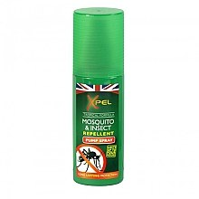 Voňavky, Parfémy, kozmetika Sprej proti komárom - Xpel Tropical Formula Mosquito & Insect Repellent Pump Spray