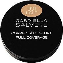 Voňavky, Parfémy, kozmetika Korektor na tvár - Gabriella Salvete Correct & Comfort Full Coverage