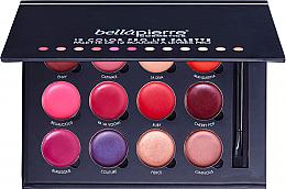 Voňavky, Parfémy, kozmetika Paleta na nake-up pier - Bellapierre 12 Color Pro Lip Palette