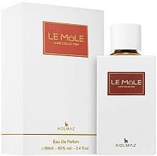 Voňavky, Parfémy, kozmetika Kolmaz Luxe Collection Le Mole - Parfumovaná voda