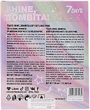 Sada - 7 Days Shine, Bombita! Light Pink (b/mist/135ml + b/milk/150ml) — Obrázky N5