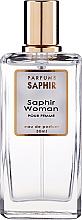 Voňavky, Parfémy, kozmetika Saphir Parfums Woman - Parfumovaná voda