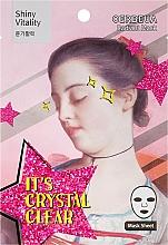 Voňavky, Parfémy, kozmetika Zosvetľujúca maska s korenínovým extraktom - Oerbeua Shiny Vitality Radiant Mask