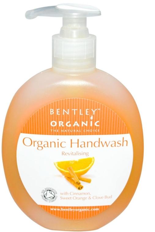 "Tekuté mydlo na ruky ""Oživujúci"" - Bentley Organic Body Care Revitalising Handwash — Obrázky N1"