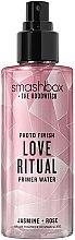 Voňavky, Parfémy, kozmetika Hydratačný sprejový primer s efektom žiarenia - Smashbox Crystalized Photo Finish Primer Water Love Ritrual
