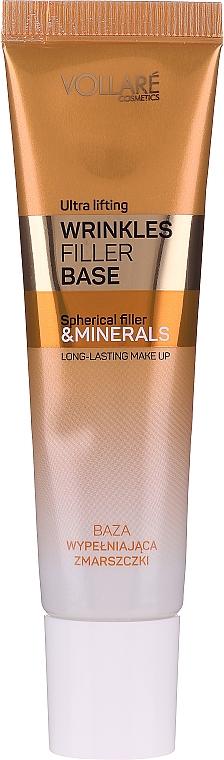 """Báza pod make-up """"Výplň mimických vrások"""" - Vollare Cosmetics Wrinkles Filler Base"""