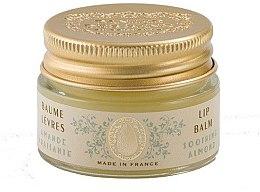 """Voňavky, Parfémy, kozmetika Balzam na pery """"Mandle"""" - Panier Des Sens Almond Lip Balm"""