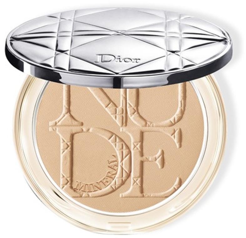 Minerálny matný púder - Dior Diorskin Mineral Nude Matte Powder