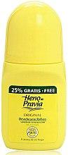 Voňavky, Parfémy, kozmetika Heno de Pravia Original - Guľôčkový dezodorant