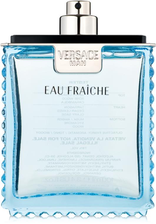 Versace Man Eau Fraiche - Toaletná voda (tester bez uzáveru) — Obrázky N1