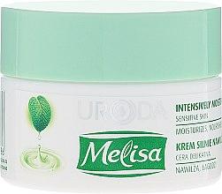Voňavky, Parfémy, kozmetika Intenzívny hydratačný krém na tvár - Uroda Melisa Face Cream