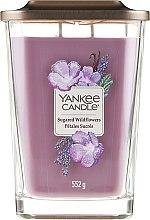 Vonná sviečka - Yankee Candle Elevation Sugared Wildflowers — Obrázky N1