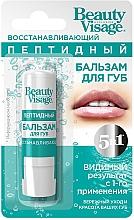 Voňavky, Parfémy, kozmetika Peptidový balzam na pery - Fitokosmetik Beauty Visage