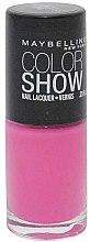 Voňavky, Parfémy, kozmetika Lak na nechty - Maybelline Color Show Nail Lacquer
