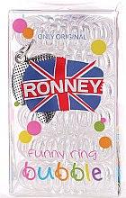Voňavky, Parfémy, kozmetika Gumičky do vlasov - Ronney Professional Funny Ring Bubble 10
