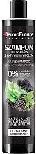 Voňavky, Parfémy, kozmetika Šampón s aktívnym uhlím - DermoFuture Hair Shampoo With Activated Carbon