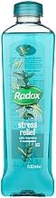 """Voňavky, Parfémy, kozmetika Pena do kúpeľa """"Rozmarín a eukalyptus"""" - Radox Herbal Bath Stress Relief"""
